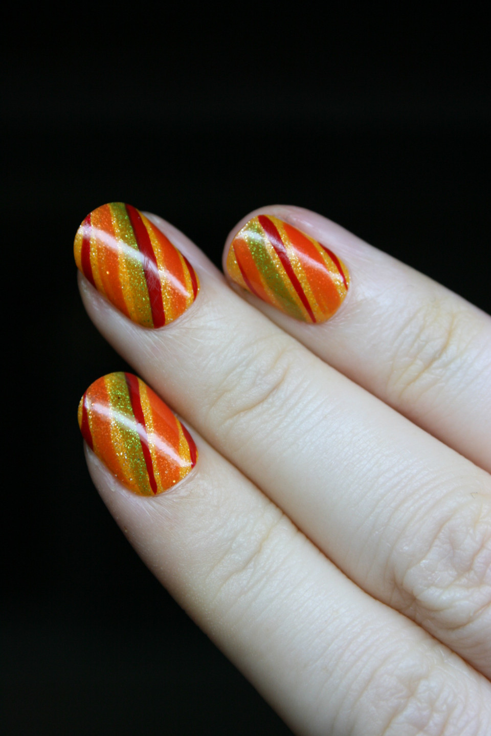 10 Thanksgiving Nail Art Ideas   The Laser Lounge Blog